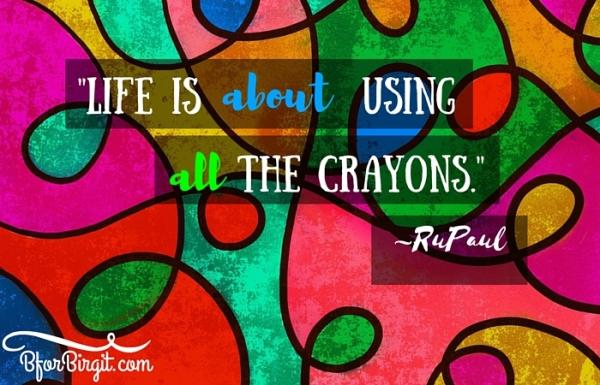 RuPaul quote
