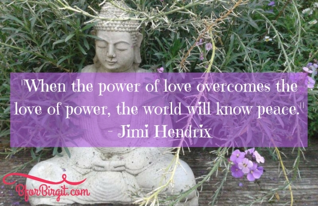 BforBirgit.com - Power of Love